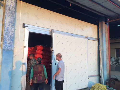 Agricultural products cold room.jpg