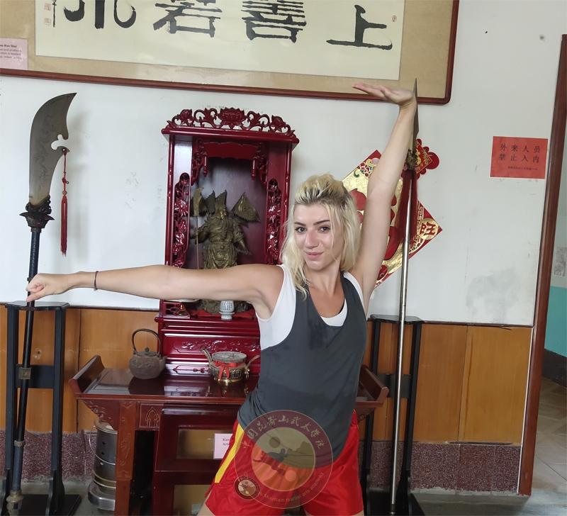 Kunyu Mountain Shaolin academy reviews
